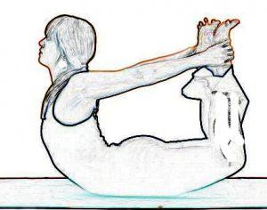 Bow Pose – Dhanurasana