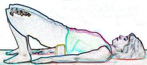 Bridge Pose - Supported Variation