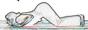 Knees, Chest, and Chin - Ashtanga Namaskara